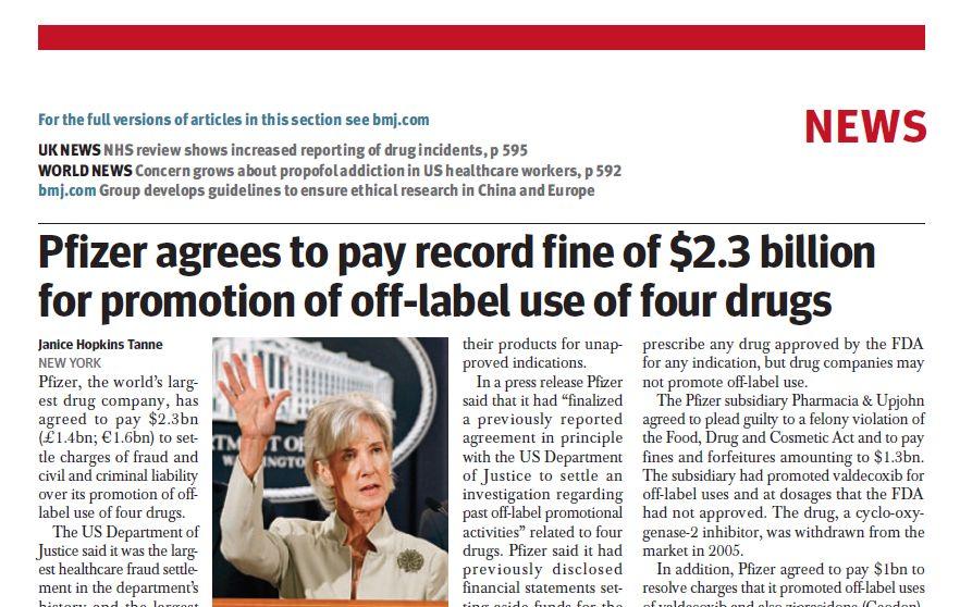 off the label drug promotion ile ilgili görsel sonucu