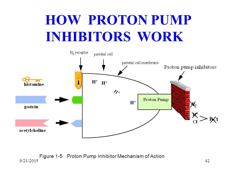 proton pump inhibitors mechanism of action Rx-Press